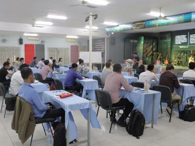 Pastors study